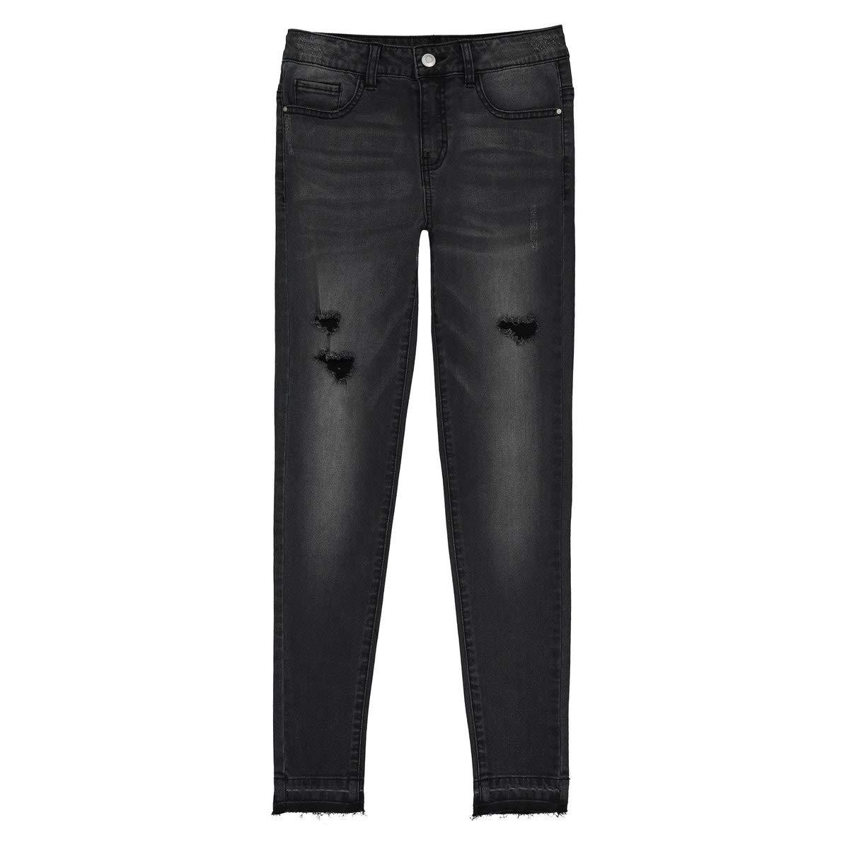 La Redoute Collections Uniross Bambina Jeans Skinny Strappati 10 16 Anni