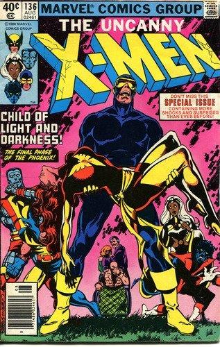 Uncanny X-Men No. 136 (