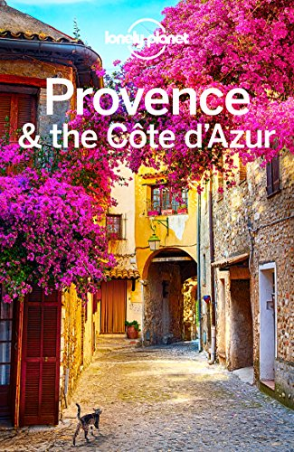 Lonely Planet Provence dAzur Travel ebook