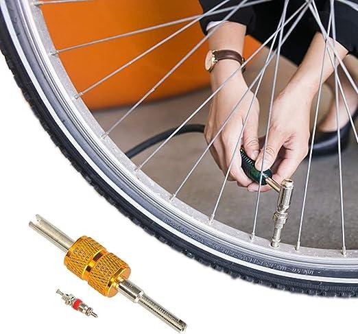 Car Motorcycle Truck Tyre Valve Stem Puller Core Remover 4 Way Repair Tool VvV
