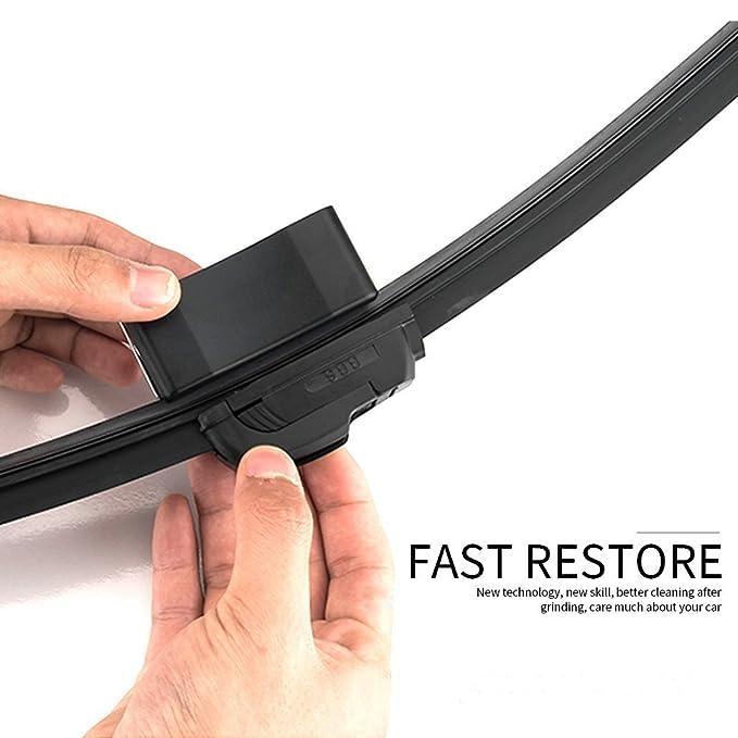 Towinle Reparación limpiaparabrisas Diseño Patente Restaurador Reparador Limpia Parabrisas Reutilizable Universal