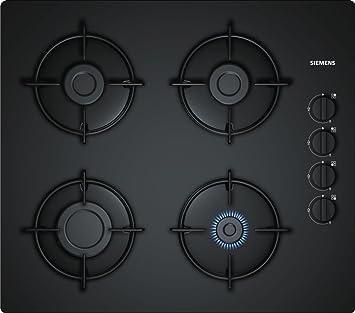Siemens eo6b6pb10 encastrer gaz noir plan cuisson  Amazon.fr ... a2765a70afb0