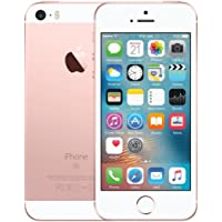 Apple iPhone SE, GSM Unlocked, 64GB - Rose Gold (Refurbished)