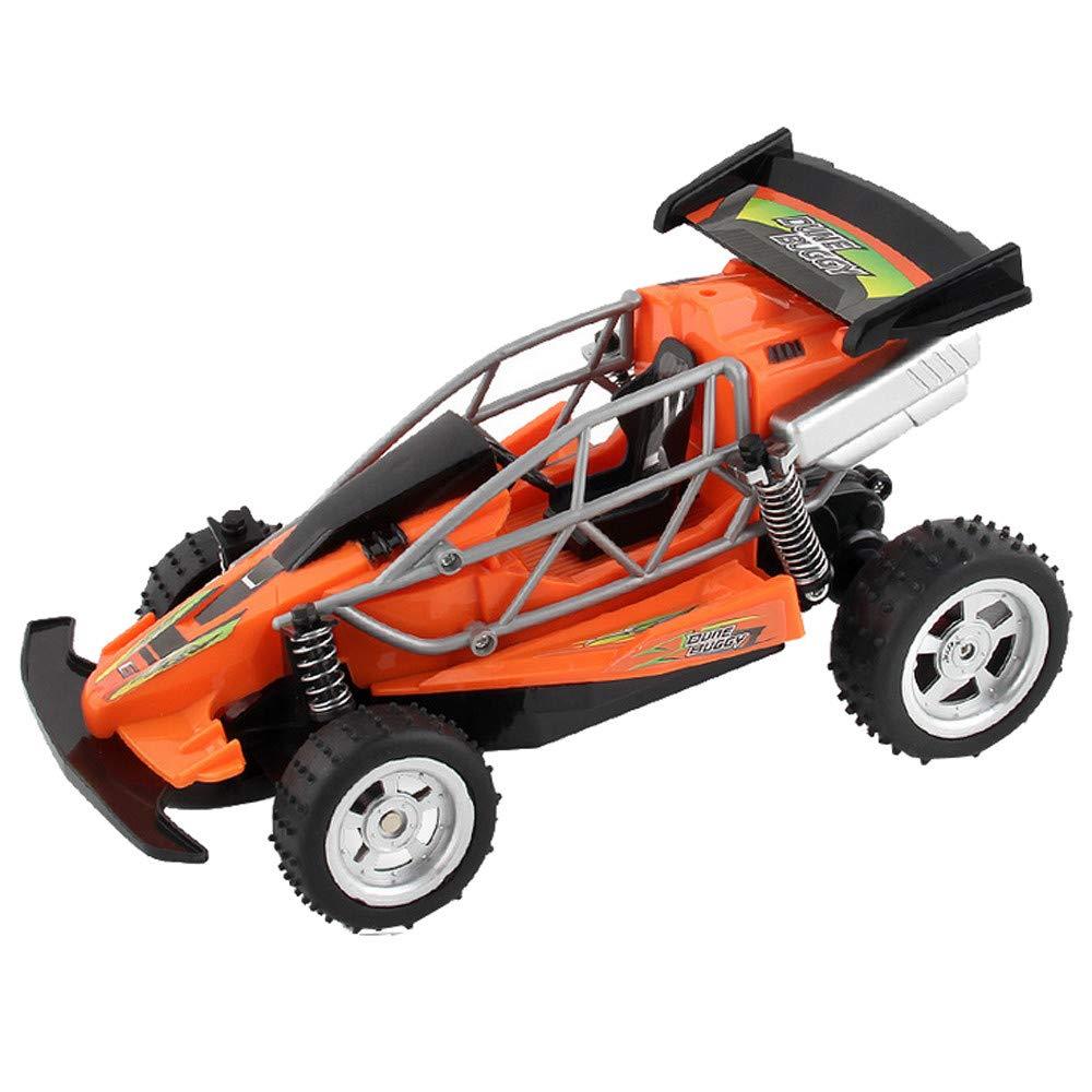 Waymine 1:16 2WD ラジオリモコン オフロード RC RTR レーシング バギー 車 トラック 24 x 14.5 x 13.5cm Way14761798  オレンジ B07JXS2RPB