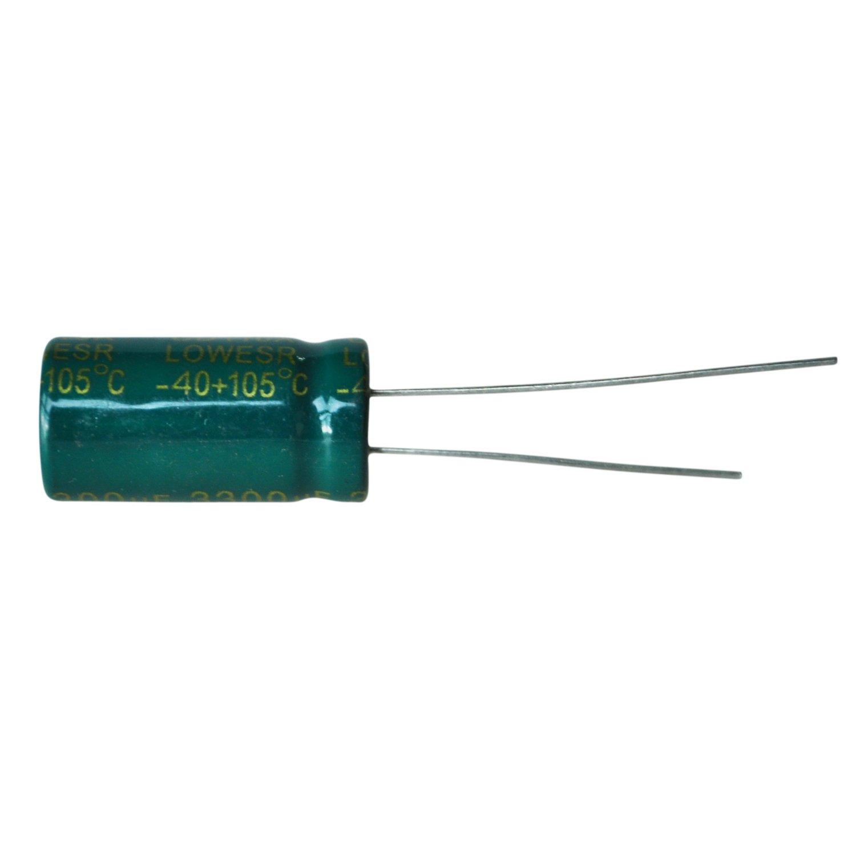 capacitor - SODIAL(R)10V 3300uF Low ESR impedance capacitor SODIAL (R) 013426