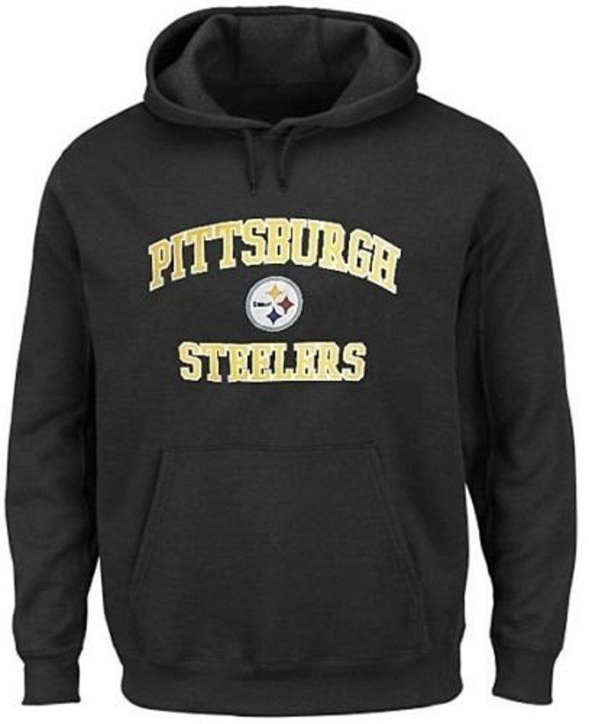 Pittsburgh Steelers Nfl Home Turf Pullover Tall 4483 Shirts