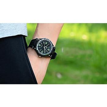 Boys and girls Quartz watch,Water resistant 30 m lives Luminous Quartz movement Rubber strap Electronic watches Childrens watches-B