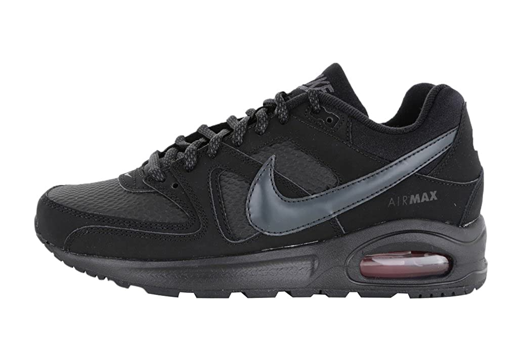 separation shoes 8ec1e ecb6d Nike Air Max Command PRM (GS) Sneaker Aktuelles Modell 2016 schwarz:  Amazon.de: Schuhe & Handtaschen