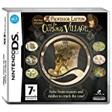 Professor Layton and The Curious Village (Nintendo DS) by Nintendo