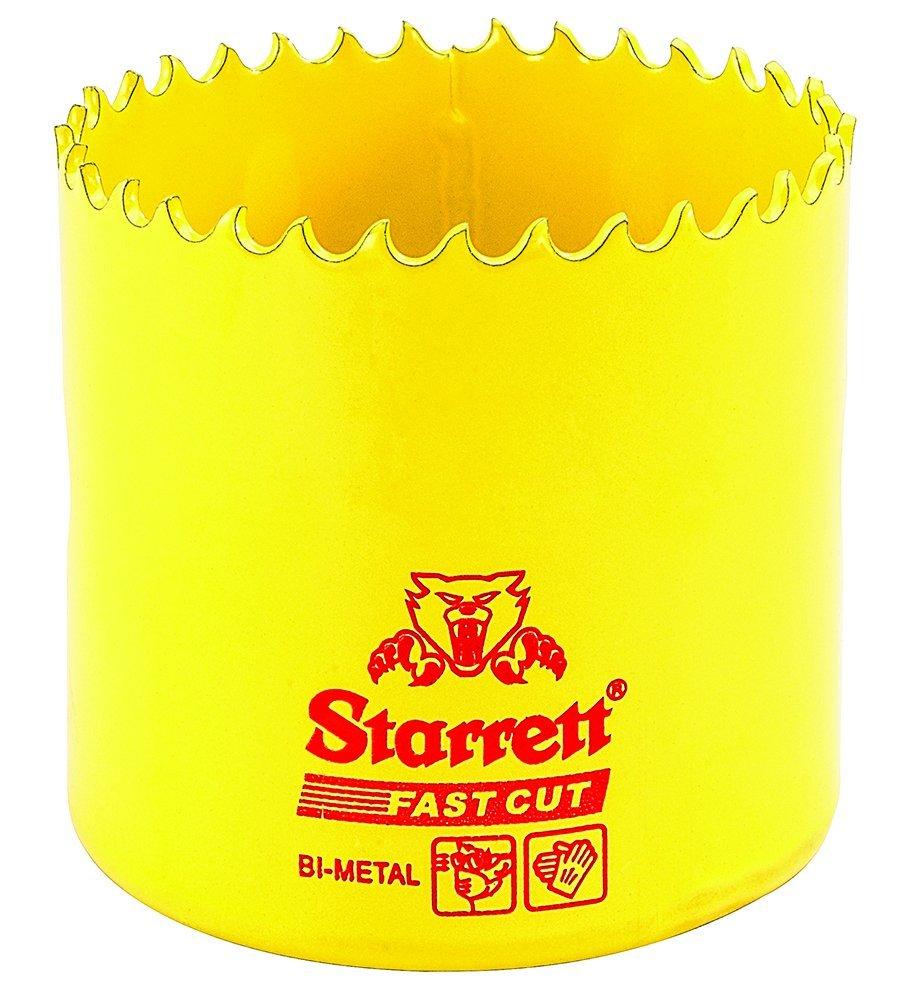 gelb Starrett 63/fch068/Kernbohrer 68/mm
