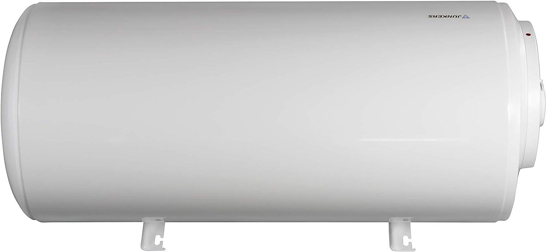 Junkers Grupo Bosch Termo Electrico 100 litros   Calentador de Agua Horizontal, Resistencia Ceramica, 1500w