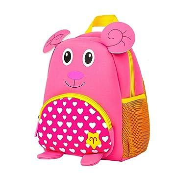 QUICKLYLY Mochilas Infantiles para Niños Backpack Mochila Recién Nacido Escolares Juveniles Niño Bebé Cartoon Constellation Zipper Mochila Escolar Bolsas de ...