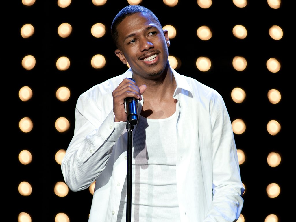 Amazon Nick Cannon Mr. Showbiz Nick Cannon None Movies TV