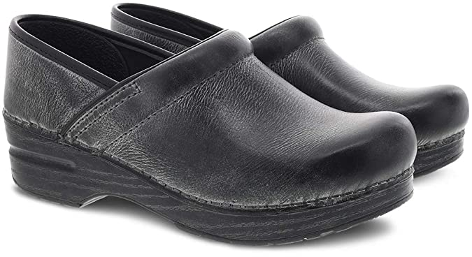 New DANSKO Mens Professional Antique Brown Oiled Leather Clogs Shoes 206780202