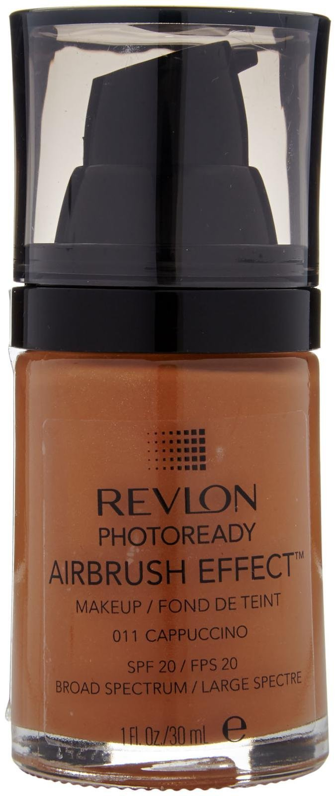 Revlon Photo ready Airbrush Effect Makeup, Cappuccino