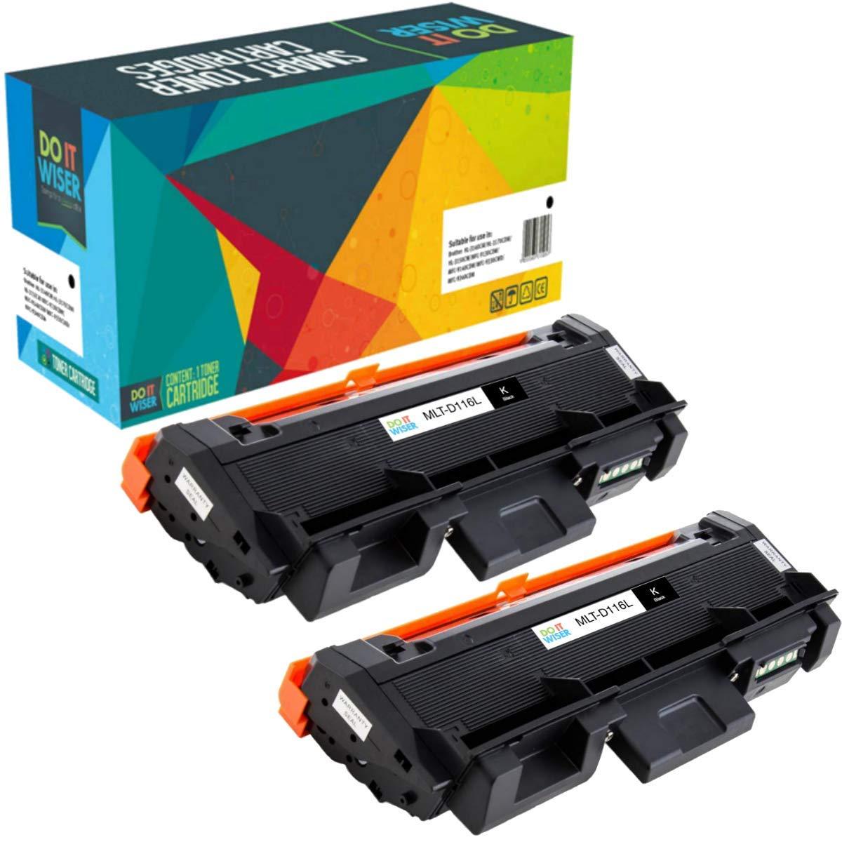 Toner Alternativo ( X2 ) Negro 116L MLTD116L D116L MLT D116L SL-M2835DW SL-M2885FW SL-M2825DW SL-M2625D SL-M2675F SL-M28