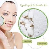 Makeup Remover Pads Reusable, Facial Make Up