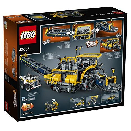 LEGO-Technic-Excavadora-de-cangilones-juegos-de-construccin-Nio-Multi