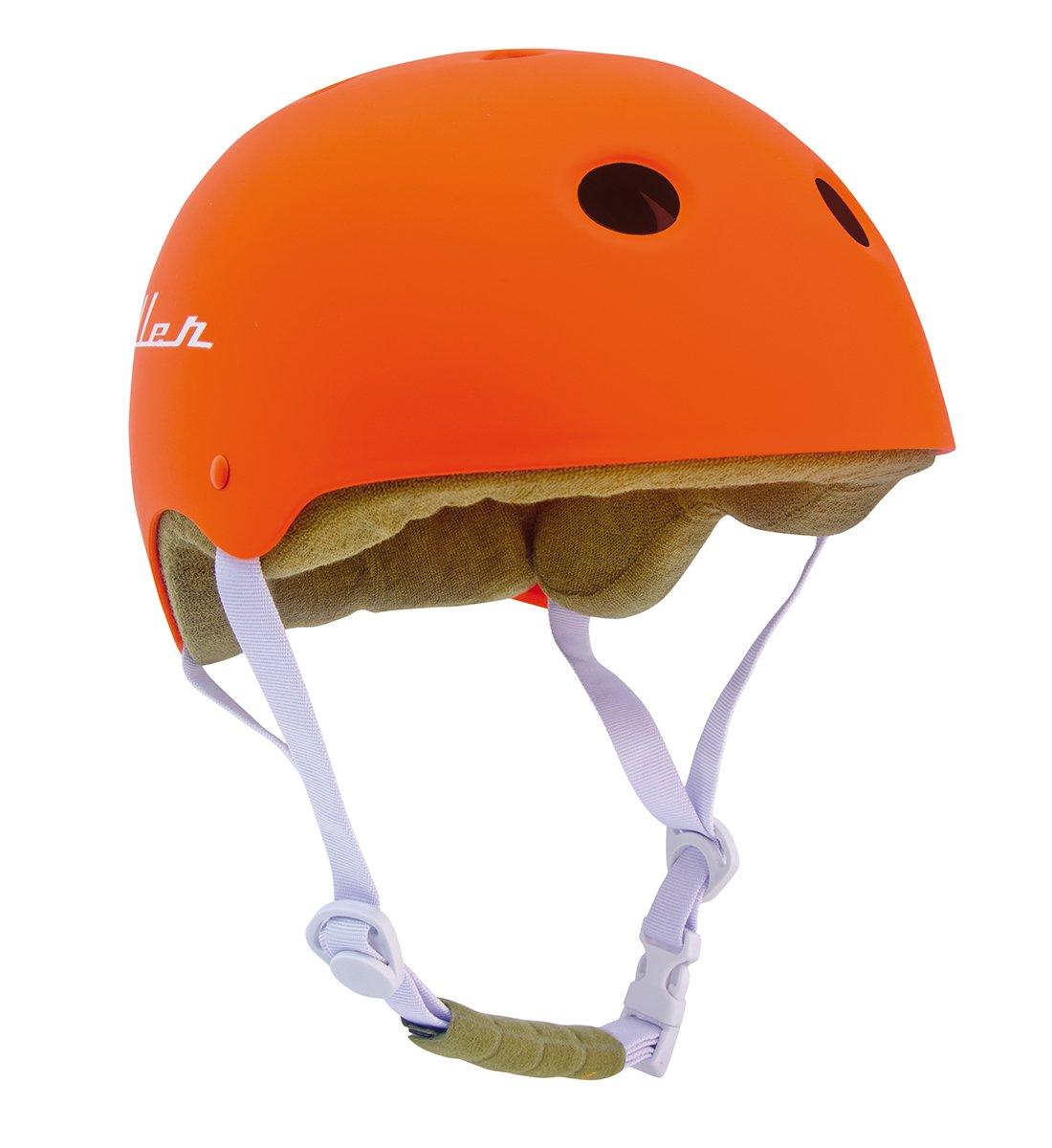 Casco MILLER NARANJA Pro-Helmet para skate patinete bmx ...