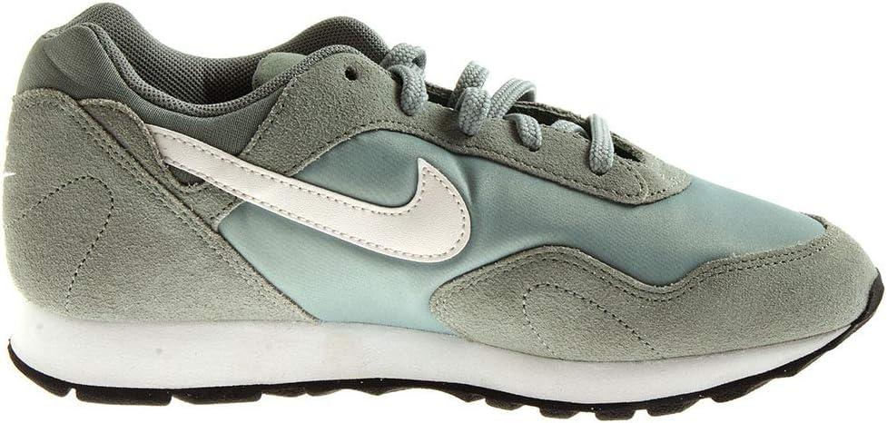 Nike W Outburst Wedstrijd Hardloopschoenen voor dames Multicolour Mica Green Phantom Summit Wit Zwart 300