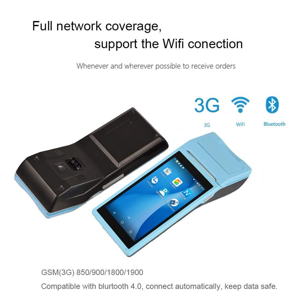 SODIAL Computadora de Mano Pos.5,5 Pulgadas Prensa 3G WiFi ...