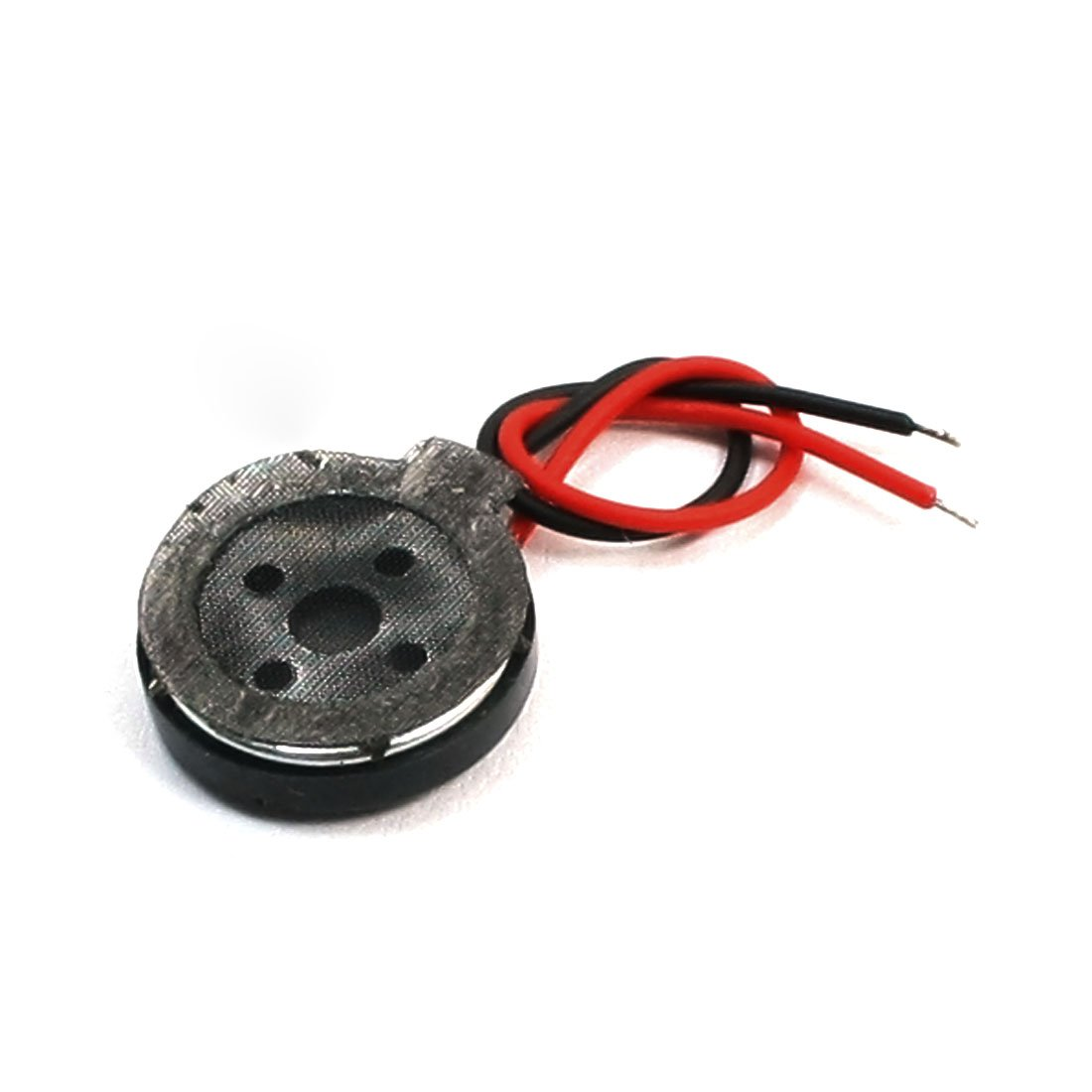 uxcell PC Audio 13mm Dia 8 Ohm 0.5W Magnetic Magnet Speaker Amplifier Horn