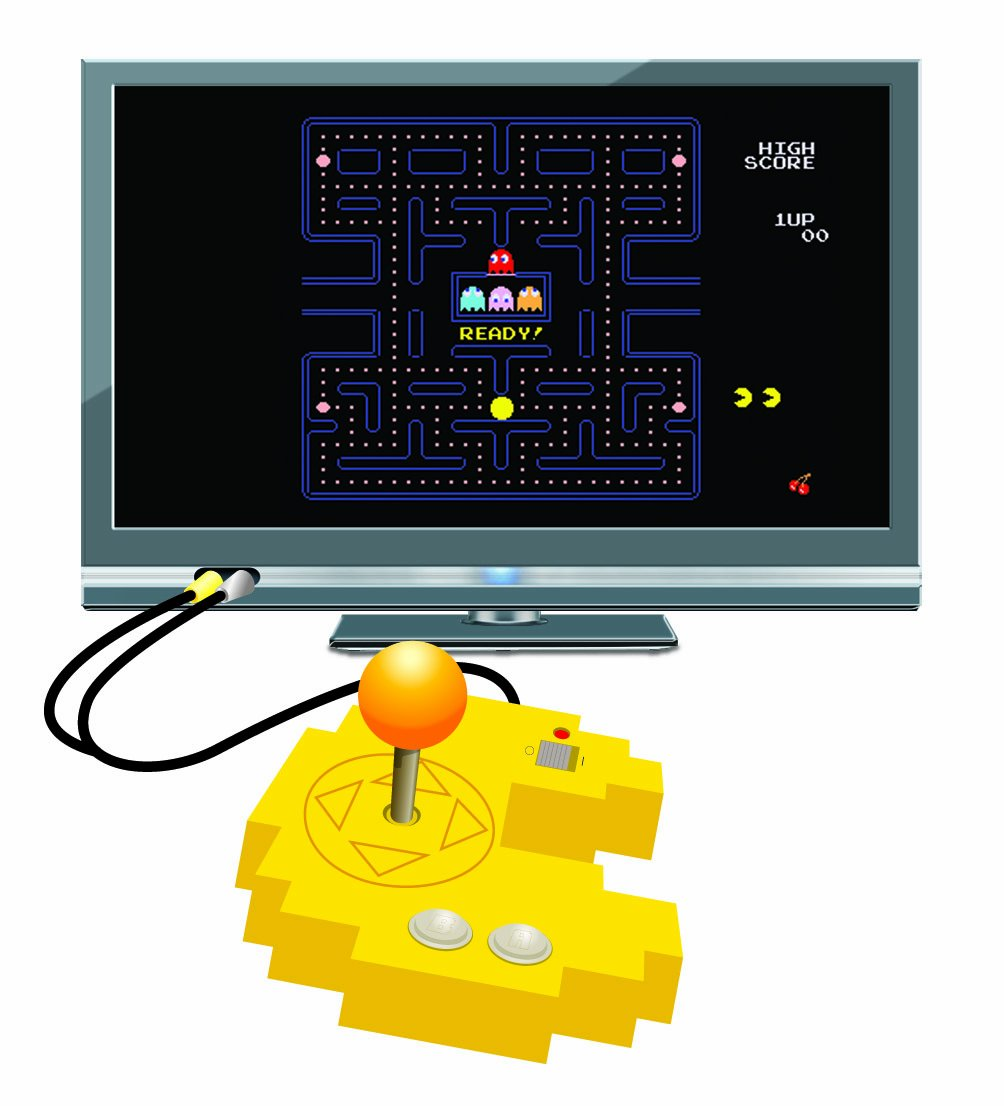 Pac-Man Connect and Play by Pac-Man (Image #6)