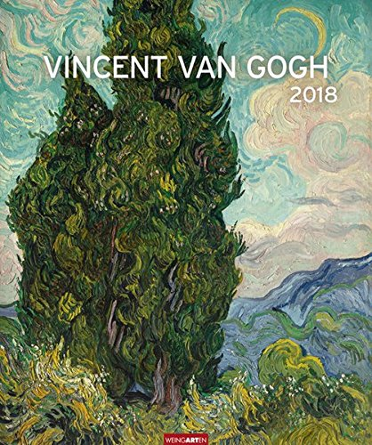 Vincent van Gogh - Kalender 2018