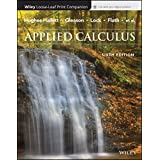 Applied Calculus, 6e WileyPLUS + Loose-leaf