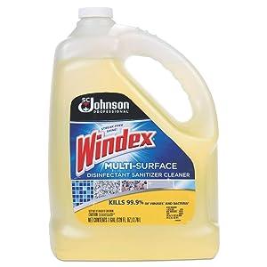 Multi-Surface Disinfectant Cleaner, Citrus, 1 gal Bottle