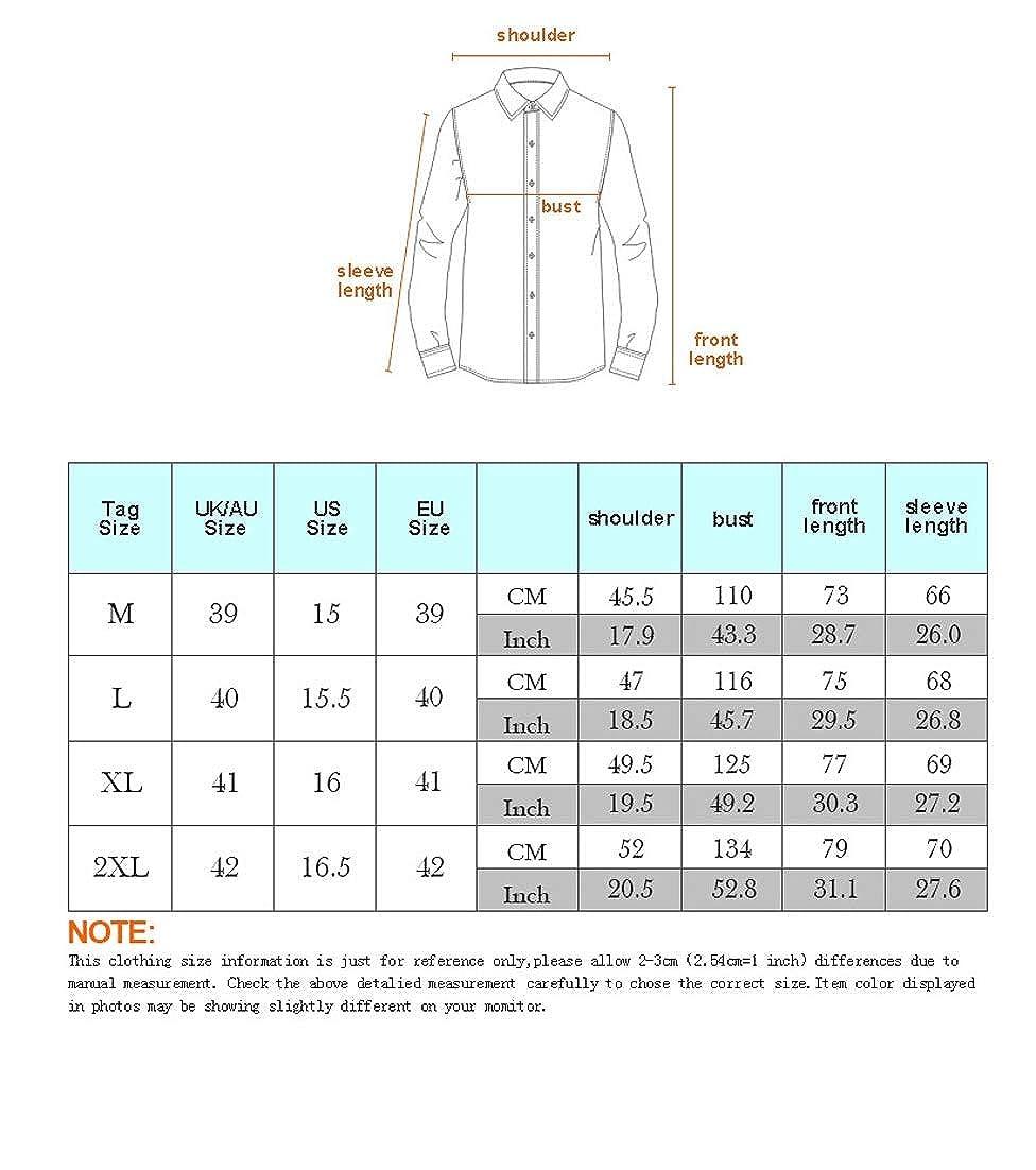FirH Men Long Sleeve Plus Size Smoke Jung Printing Novelty Shirt Creative