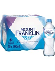 Mount Franklin Still Water 20 x 500mL