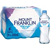 Mount Franklin Still Water 20 x 500mL