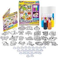 Window Paint Art Stickers Kit Kids - Children