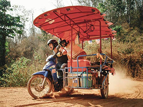 Touring Thailand With a Sidecar Kitchen