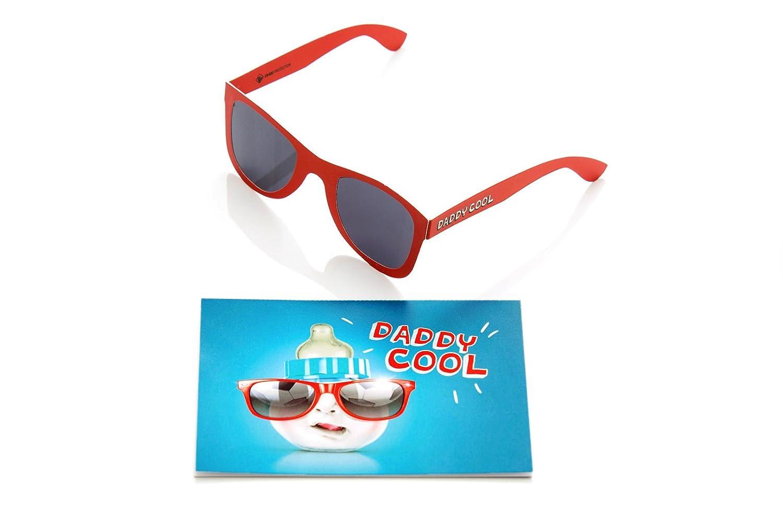 2er Set, Coole und witzige Geburtstagskarte mit Sonnenbrille