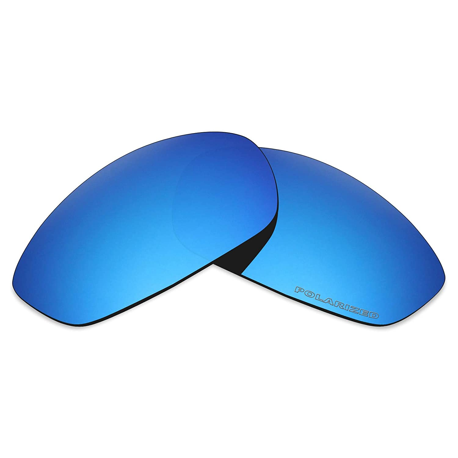 a186f55b9f6d Amazon.com: Mryok+ 2 Pair Replacement Lenses for Oakley Whisker Sunglass -  Eclipse Grey Photochromic/Ice Blue: Sports & Outdoors