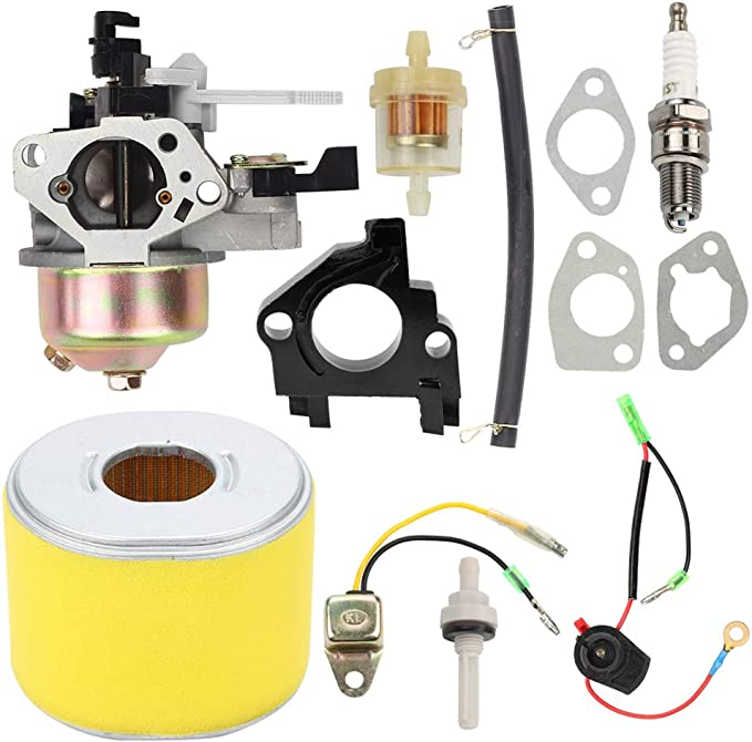 5pcs Carburetor Intake Gasket For Honda GX390 GX340 13HP 11HP Engine Motor Part