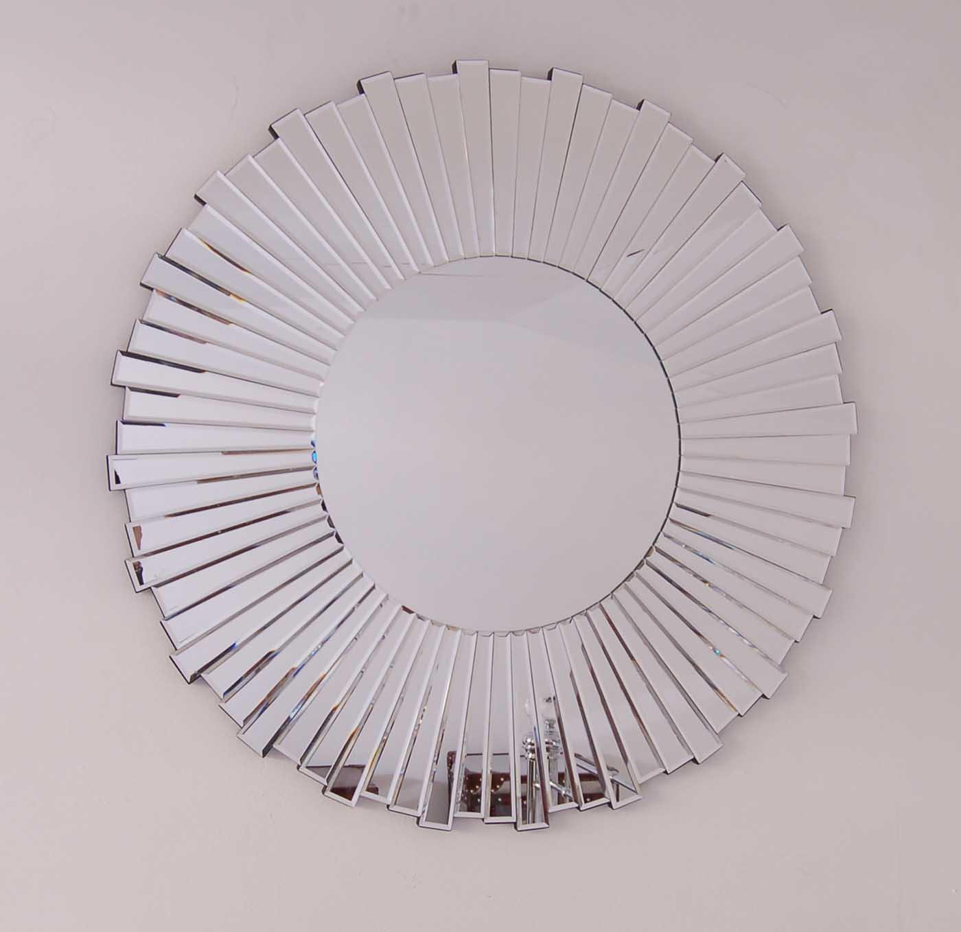 My-Furniture Sternregen luxurioeser Wandspiegel ARTEMIS (90 cm ...