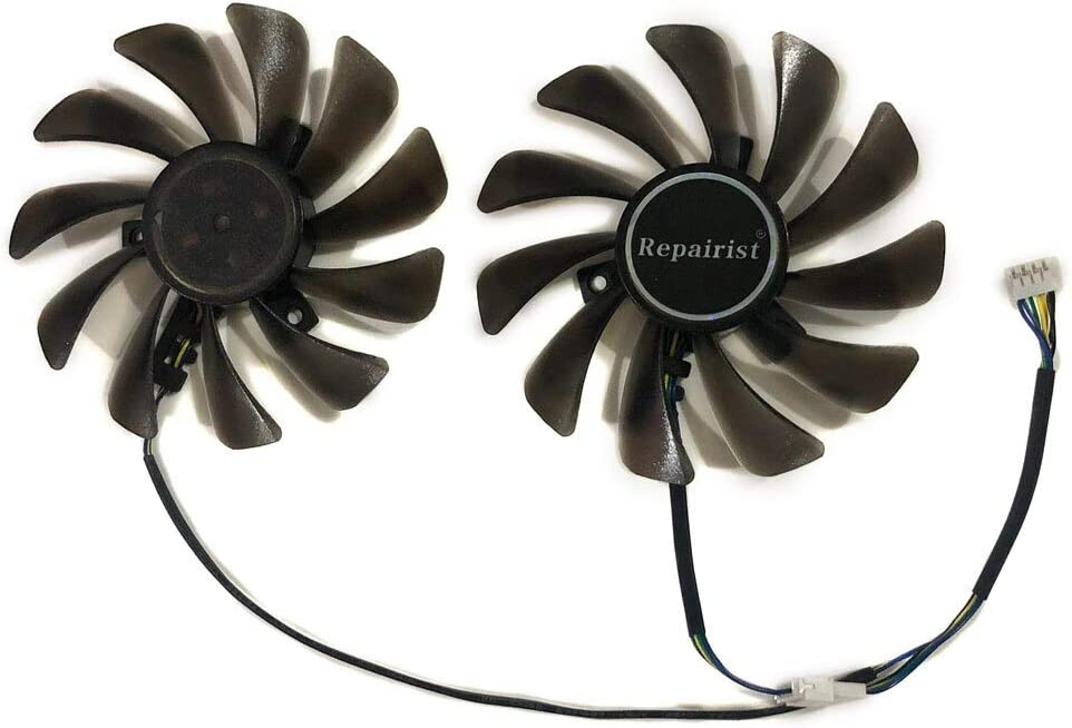 1 Set 95MM PLD10010S12HH//FDC10U12S9-C GPU Cooler Fan For Gigabyte RTX2070 GTX1660Ti RTX2060 GTX 1650 RTX 2060 2070 Card Cooling