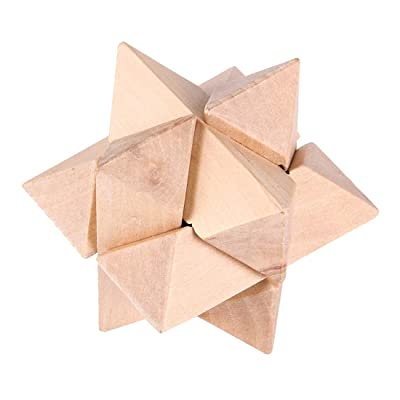Wooden Intelligence toy Wooden Adult Educational Toys Recreational Toys Ocean Star kids toys Early Education Wood Toys: Everything Else