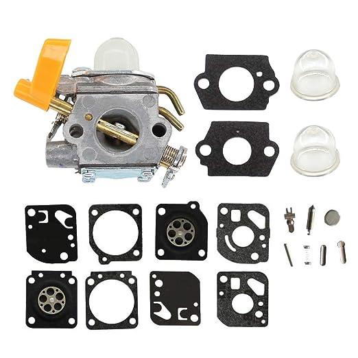 Aisen carburador Carb Kit de reconstrucción de reparación para ...