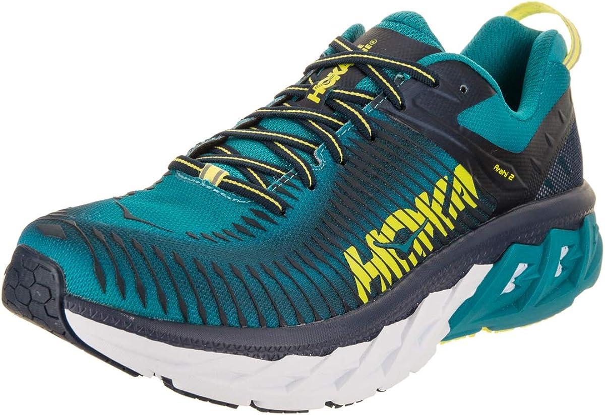HOKA ONE ONE Mens Arahi Running Shoe