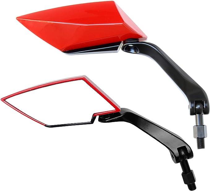 Rückspiegel Spiegel Set Kompatibel Mit Aprilia Rx 125 Sx125 Rx50 Sx 50 Factory V31 Auto