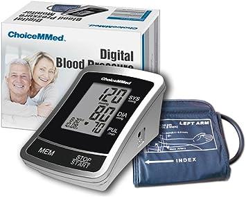 Brazo ChoiceMMed automática tensiómetro Digital tipo, bolsa de ...