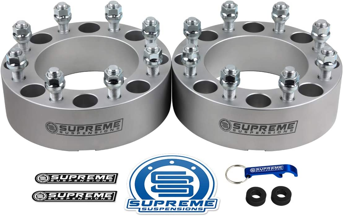 Supreme Suspensions - NEW 8x165.1mm to Kit BP Wheel Adapters At the price of surprise 8x180mm