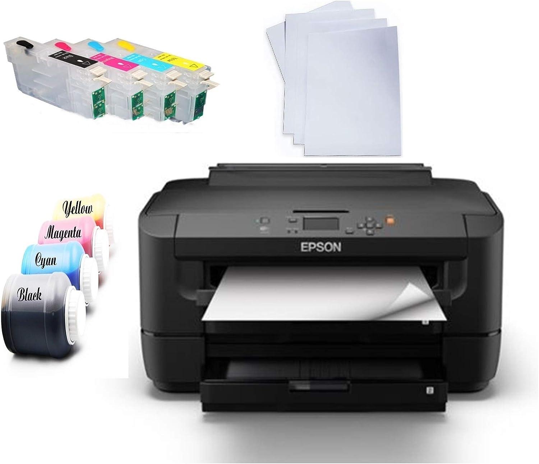 Dye - Impresora de sublimación (DIN A3): Amazon.es: Informática