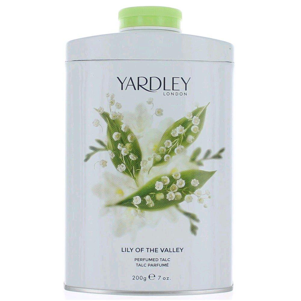 Yärdlëy Lïly of the Vãlley by Yärdley of Löndon 7 oz Talc for Women