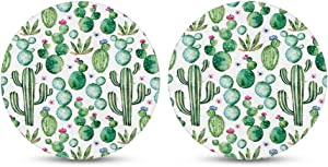 chaqlin Cactus Car Coasters 2.8