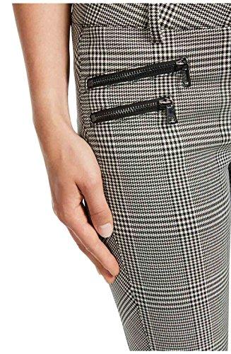 Oui Jeans Femme Noir Blanc Oui Jeans r4r1q6Fwn